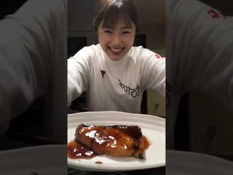 渋谷凪咲『インスタライブ~お料理』【NMB48】20200411