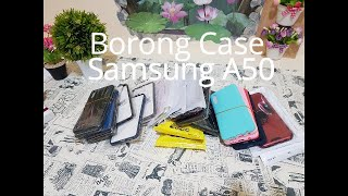 Review Case SAMSUNG GALAXY A50