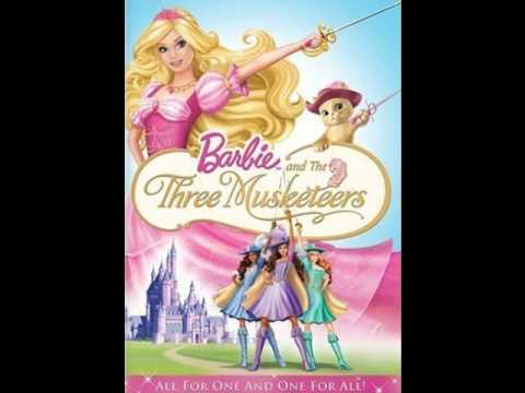 All For One - Barbie and The Three Musketeers