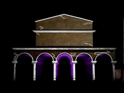 Veliko Tarnovo 3D Mapping and Light Show
