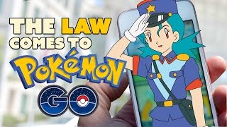 The LAW Comes to Pokemon Go - The Know Game News