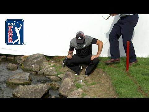 Sergio's rocky road to saving par at BMW