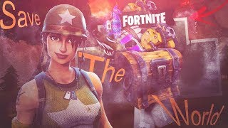 Fortnite Battle Royle / Save the World New hero in even store Thora 💣  Gameplay live stream 💣