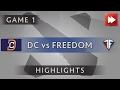 Digital Chaos vs Team Freedom Dota 2 [Game 1] Dota 2 Asia Championships 2017 - Dota Highlights