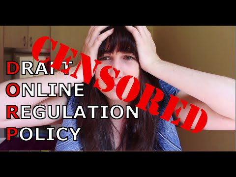 South Africa's Worst Internet Censorship Law | A Minor Production