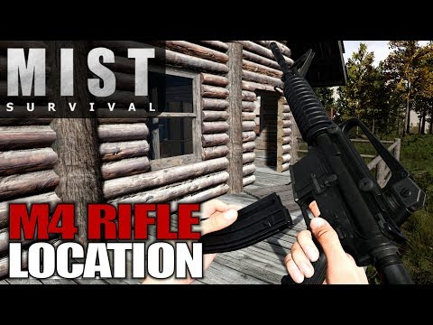 M4 RIFLE LOCATION & NEW TOWN | Mist Survival | Let's Play Gameplay | S01E07