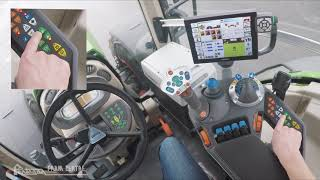 Fendt How To: Console Controls