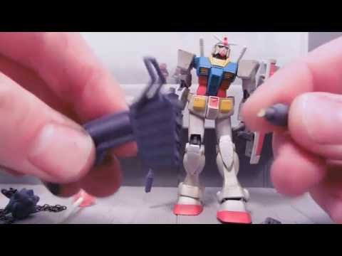 EXTENDED RX 78 2 EMIA REVIEW!