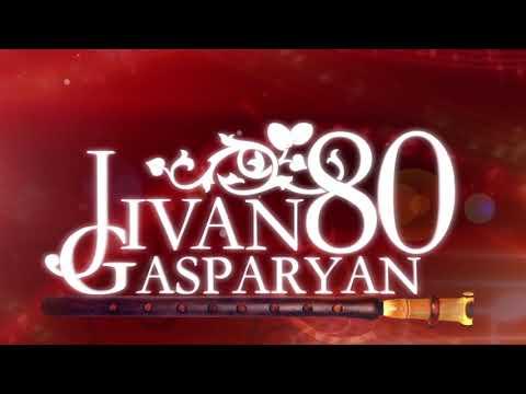Jivan Gasparyan's 80th Birthday Celebration Concert In Yerevan, Armenia