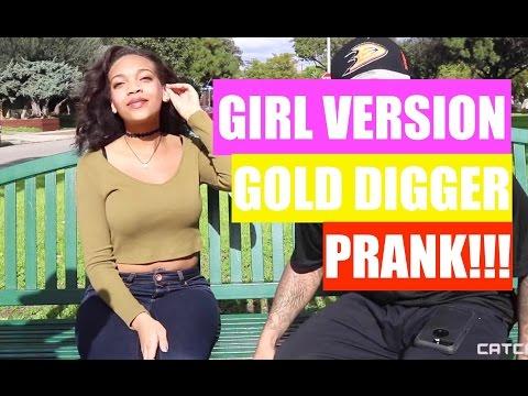 Gold Digger Prank 2017 Exposing Gold Diggers Girl Version | UDY Pranks