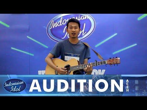Bruno Mars Aceh  - Indonesian Idol Region Aceh (Street Audition)
