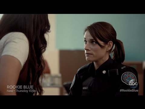 Marlo Goes into Labor  Rookie Blue