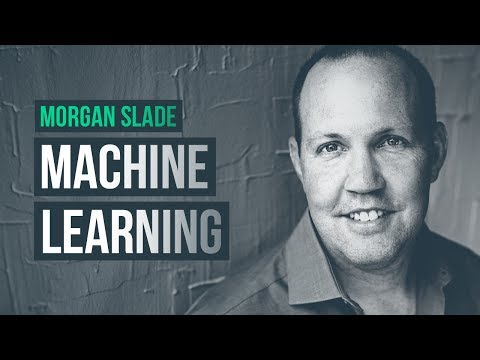 Trading strategies, powered by machine learning · Morgan Slade