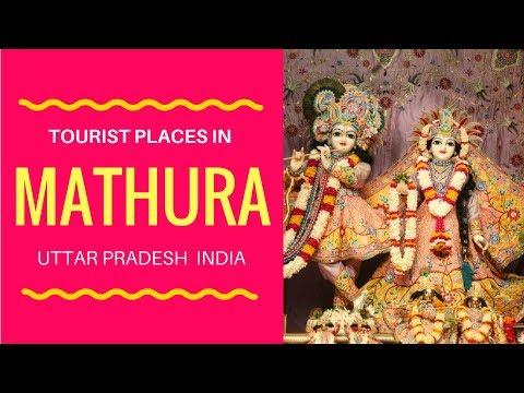 Mathura Tourist Places  | Mathura India Points of Interest | Places to Visit in Uttar Pradesh