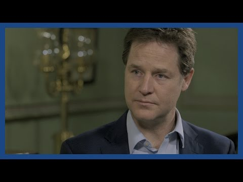 Nick Clegg - Liberal Democrats Leader Interview | General Election 2015