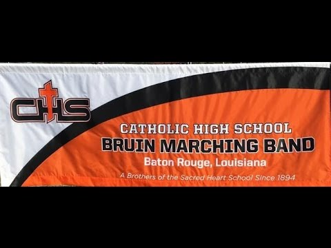 Catholic High School 2016 Band Video & Bruinette Ensemble