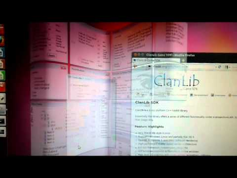 Fullscreen OpenGL Transparent Windows on Linux