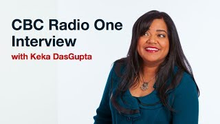 Keka DasGupta: Interview with CBC Radio One (on gratitude workshops)