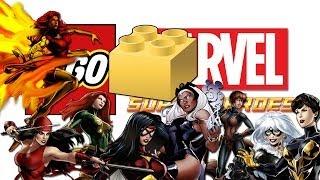 LEGO: Marvel Super Heroes - Unlocking Gold Bricks - Part 4