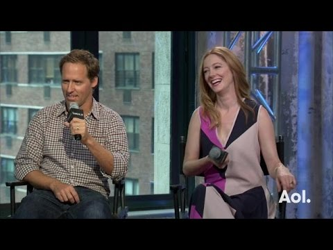 "Judy Greer and Nat Faxon Discuss FX's ""Married"""