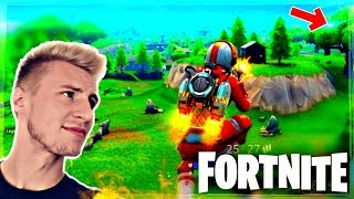 """NEW JETPACK MODE"" + NEW SKIN🔥🔴Live-Community Zocken🔥-Fortnite Battle Royal"