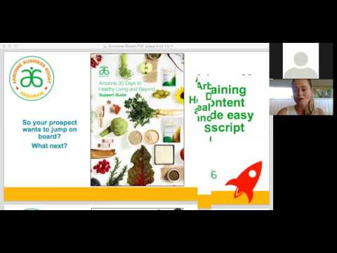 4  AU RVP Bianca Lily - Maximising Nutrition Resources to Boost Your Business