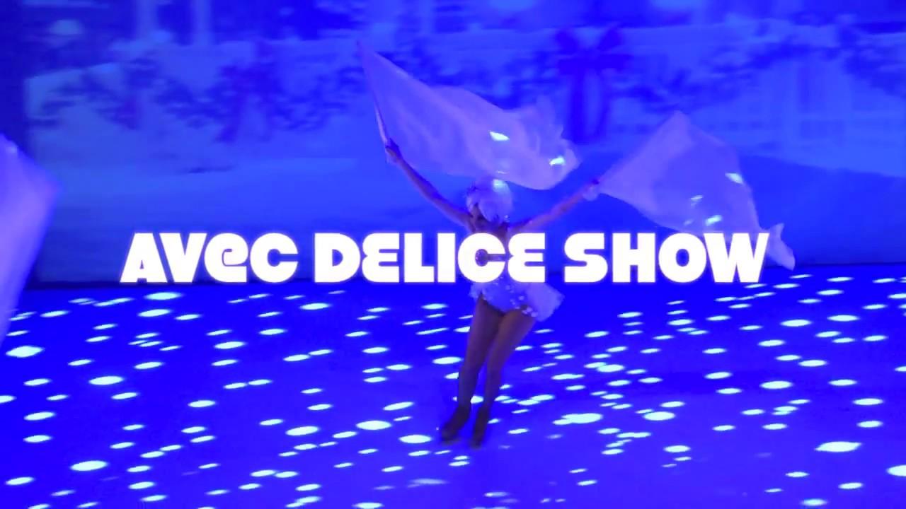 DELICE SHOW - LA FIANCEE DU PERE NOEL - HIVER 2014