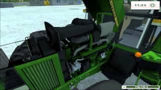 Farming Simulator 2013: Mod Showcase - John Deere 7810 BEST TRACTOR YET?!