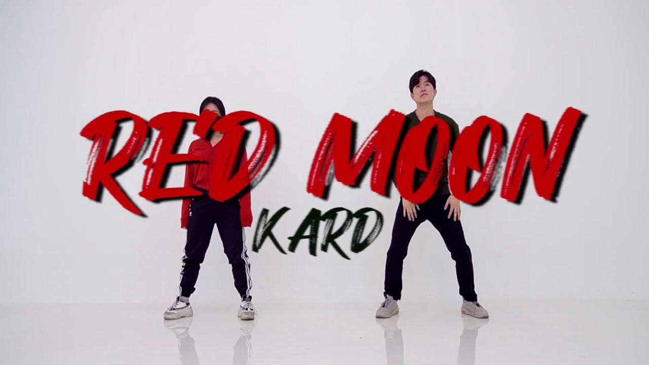 카드 (KARD) - 레드문 (RED MOON)   다이어트 댄스 *살 빠지는 춤*