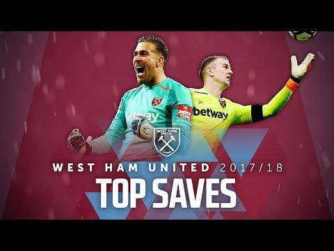 TOP SAVES | 17/18