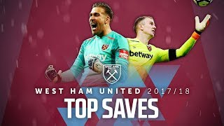 TOP SAVES | 17/18