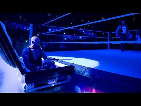 The Undertaker's most supernatural moments - WWE Playlist ...