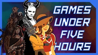 Five Vibing Indies Under Five Hours | Quarterly Wrapup Q2 2021 (Video Game Video Review)