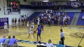 Dickinson Gators vs. Friendswood 1/24/17