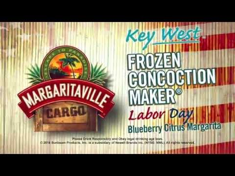 Margaritaville® Key West™ Frozen Concoction Maker® - Labor Day Recipe