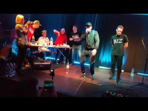 Bydgoszcz Royal Beatbox Battle 2017 - Półfinał - Carlo Vs Biz