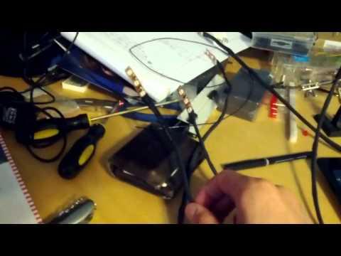 Smartrack LED light control via web interface