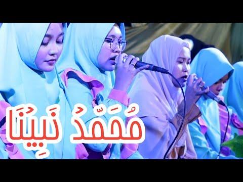 MUHAMMAD NABINA | Feat AnNida Muallimat Kudus | Walimatul Ursy Aminatul Malichah