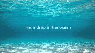 Скачать OMI Feat AronChupa Drop In The Ocean LYRICS