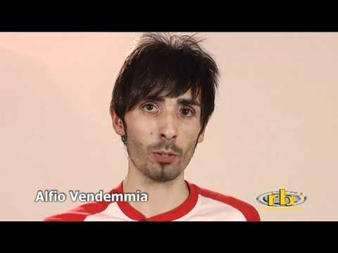 ALFIO VENDEMMIA - provino e intervista - WWW.RBCASTING.COM