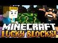 Minecraft: CLAY SOILDER LUCKY BLOCKS CHALLENGE