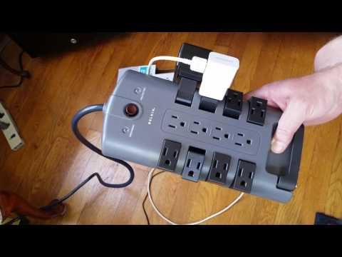 The Best Surge Protector 2017 Review For A Tv Or Pc Setup