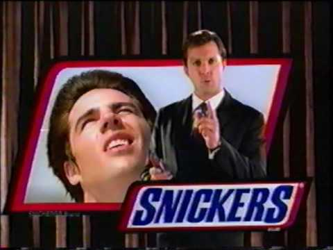 Snickers  Lifeguard Seagull Commercial featuring Thomas Lennon 2002