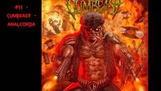 Top 25 - Best Slam & Slamming brutal death metal songs EVER CREATED!