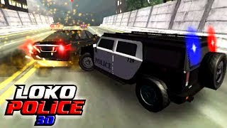 Loko Police 3d Simulator Android Gameplay Hd - By Foose Games