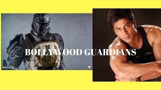Gambar cover Who said Destiny Guardians don't like bollywood music!?