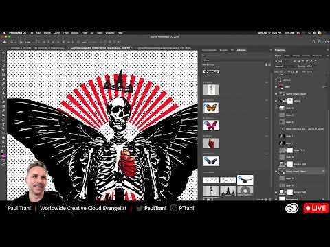 Creating Gritty Graphic Design Using Photoshop, Illustrator, And Mobile