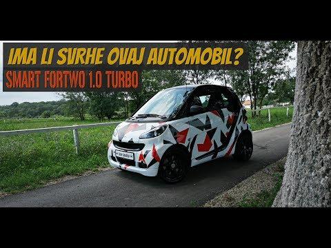 Test: Smart Fortwo - MALI A TROŠI KAO TENK!