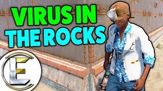 VIRUS IN THE ROCKS? - Rust Roleplay ( They Take People For Experimentation!)