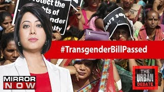 Transgender bill passed in Lok Sabha, will society accept them? | The Urban Debate With Faye D'Souza